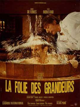 La Folie des Grandeurs - 11 x 17 Movie Poster - French Style A