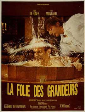 La Folie des Grandeurs - 27 x 40 Movie Poster - French Style A