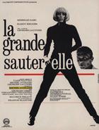 La grande sauterelle - 11 x 17 Movie Poster - French Style A