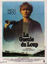 La Gueule du loup - 11 x 17 Movie Poster - French Style A