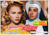 La Hermana Alegria - 11 x 17 Movie Poster - Spanish Style A