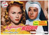 La Hermana Alegria - 43 x 62 Movie Poster - Spanish Style A