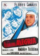 La Hermana Alegria - 11 x 17 Movie Poster - Spanish Style B