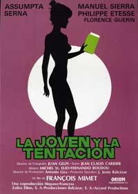 La joven y la tentacion - 11 x 17 Movie Poster - Spanish Style A