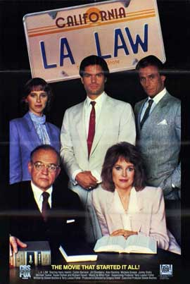 L.A. Law - 11 x 17 Movie Poster - Style A