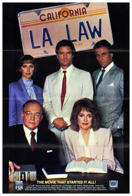 L.A. Law - 27 x 40 Movie Poster