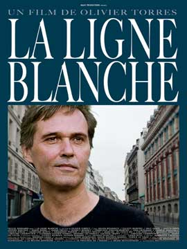 La ligne blanche - 43 x 62 Movie Poster - French Style A