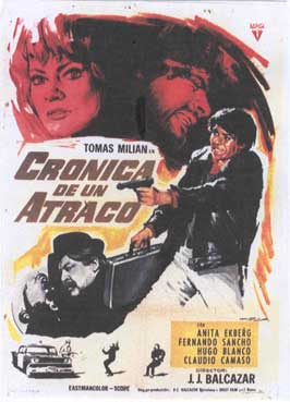 La lunga notte di Tombstone - 11 x 17 Movie Poster - Spanish Style A