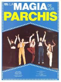 La magia de Los Parchis - 11 x 17 Movie Poster - Spanish Style A