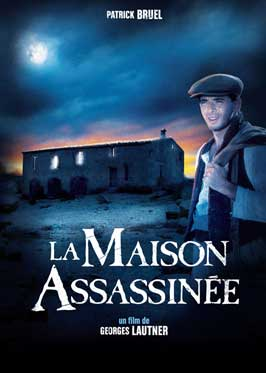 alz, La maison assassinee - 27 x 40 Movie Poster - French Style A