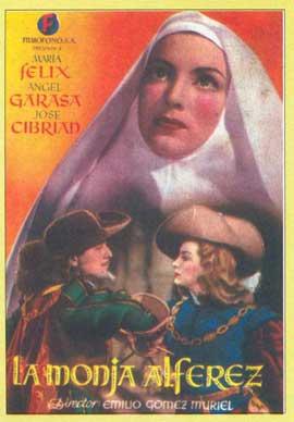 La monja alferez - 11 x 17 Movie Poster - Spanish Style A