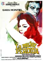 La mujer perdida - 27 x 40 Movie Poster - Spanish Style A