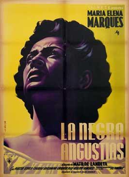 La negra Angustias - 11 x 17 Movie Poster - Spanish Style A
