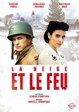 La neige et le feu, TEST-OS - 11 x 17 Movie Poster - French Style A