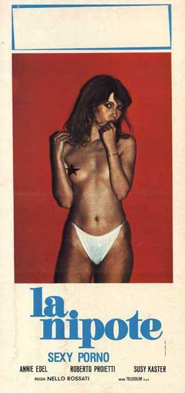 La Nipote - 13 x 28 Movie Poster - Italian Style A