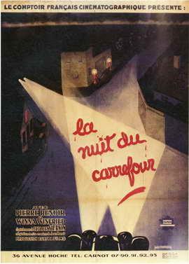 La Nuit du Carrefour - 11 x 17 Poster - Foreign - Style A