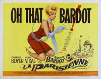 La Parisienne - 11 x 14 Movie Poster - Style A