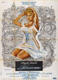La Parisienne - 43 x 62 Movie Poster - French Style A