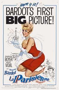 La Parisienne - 11 x 17 Movie Poster - Style A