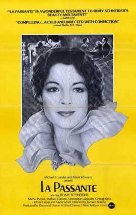La Passante - 11 x 17 Movie Poster - Style A