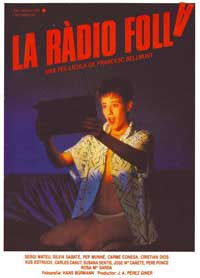 Radio Speed - 11 x 17 Movie Poster - Spanish Style A