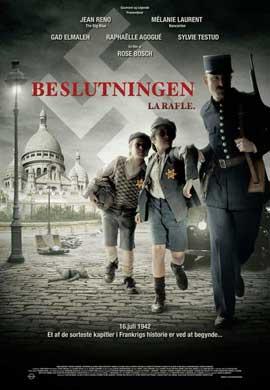 La rafle - 11 x 17 Movie Poster - Danish Style A