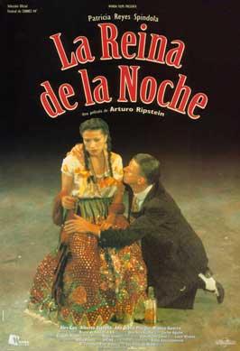 La reina de la noche - 11 x 17 Movie Poster - Spanish Style A