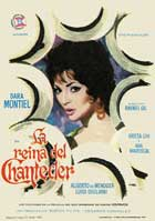 La reina del Chantecler - 11 x 17 Movie Poster - Spanish Style A