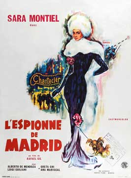 La reina del Chantecler - 27 x 40 Movie Poster - French Style A