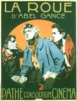The Wheel - 11 x 17 Movie Poster - French Style A