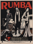 La rumba - 11 x 17 Movie Poster - French Style A