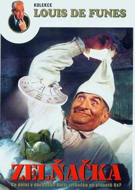 La soupe aux choux - 11 x 17 Movie Poster - Czchecoslovakian Style A