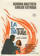La tia Tula - 11 x 17 Movie Poster - Spanish Style A