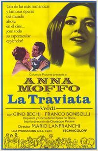 La Traviata - 11 x 17 Movie Poster - Spanish Style A