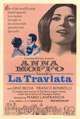 La Traviata - 27 x 40 Movie Poster - Style A
