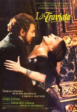 La Traviata - 27 x 40 Movie Poster - Spanish Style A