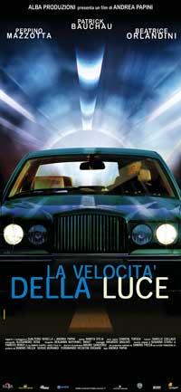 La Velocita Della Luce - 13 x 28 Movie Poster - Italian Style A