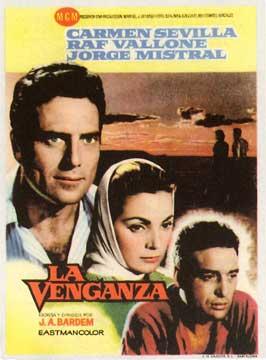 La venganza - 11 x 17 Movie Poster - Spanish Style A