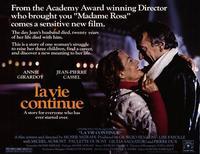 La Vie Continue - 11 x 14 Movie Poster - Style A