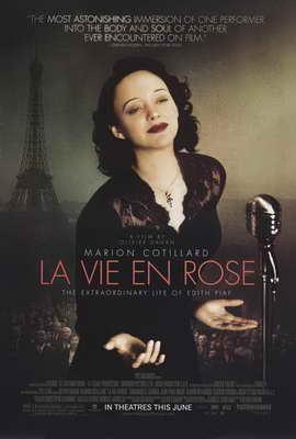 La Vie En Rose - 27 x 40 Movie Poster - Style A