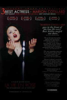 La Vie En Rose - 11 x 17 Movie Poster - Style B