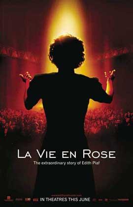 La Vie En Rose - 11 x 17 Movie Poster - Style C