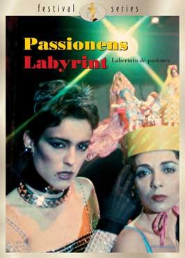 Laberinto de pasiones - 11 x 17 Movie Poster - Swedish Style A
