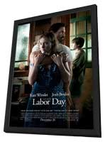 Labor Day - 27 x 40 Movie Poster - Style A - in Deluxe Wood Frame