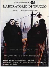 Laboratorrio Di Trucco - 27 x 40 Movie Poster - Foreign - Style A