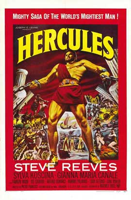 Labors of Hercules - 11 x 17 Movie Poster - Style A