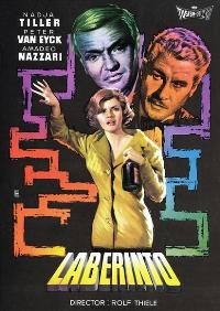 Labyrinth - 27 x 40 Movie Poster - Spanish Style A