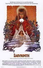 Labyrinth - 11 x 17 Movie Poster - Style A