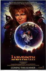 Labyrinth - 11 x 17 Movie Poster - Style B