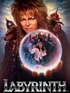 Labyrinth - 11 x 17 Movie Poster - Style E